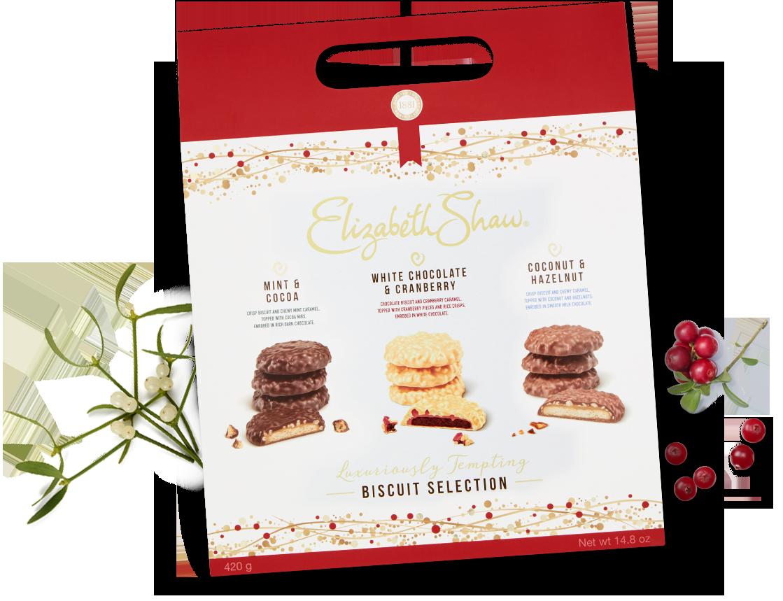 Elizabeth Shaw biscuit selection pack
