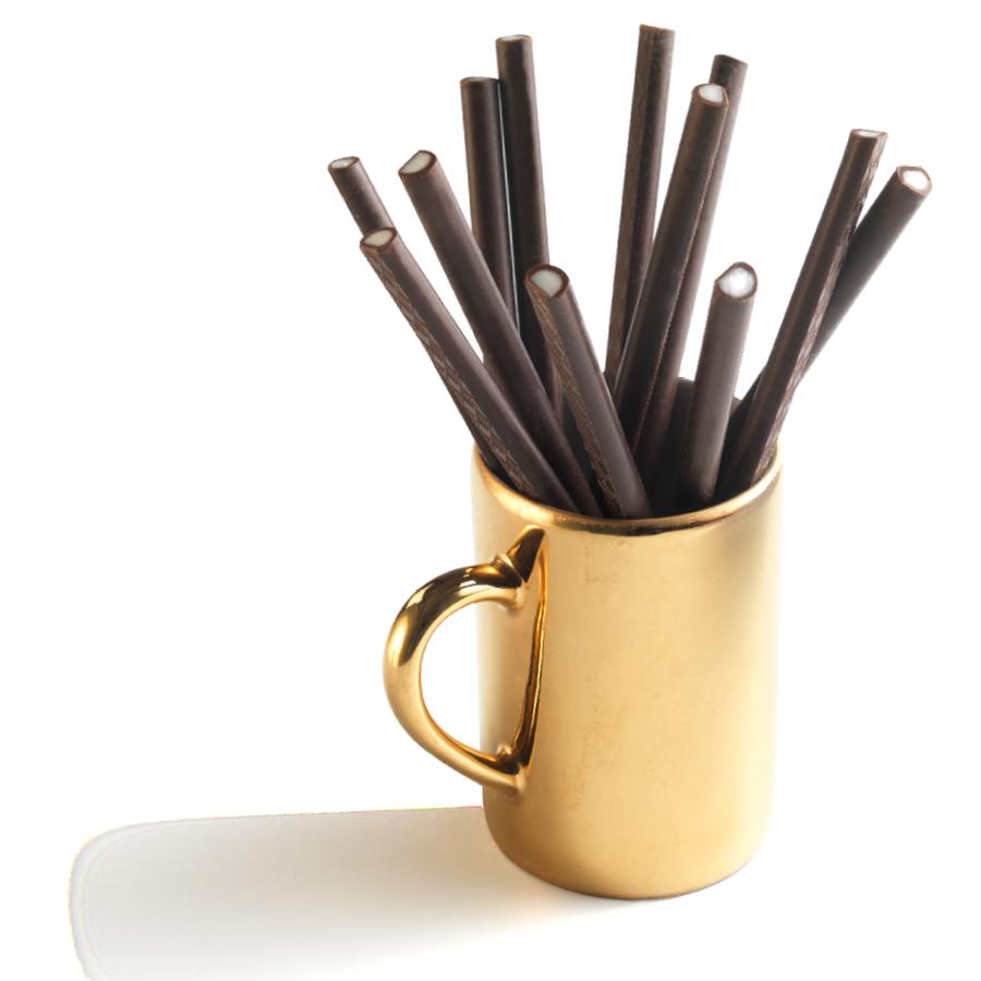 Elizabeth Shaw Dark Mint Flutes