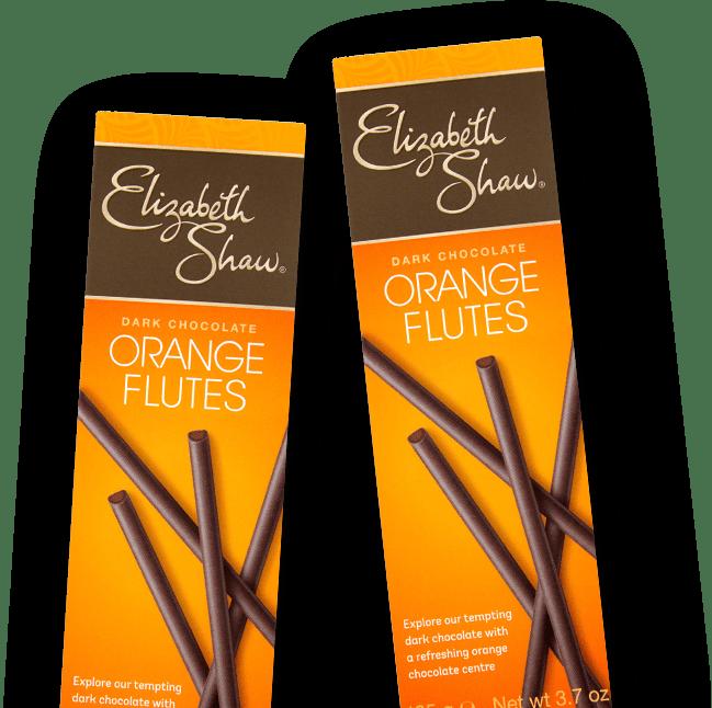 Elizabeth Shaw Orange Flutes header pack