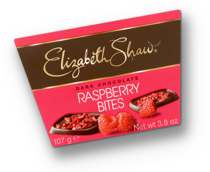 Elizabeth Shaw Raspberry Bites header pack